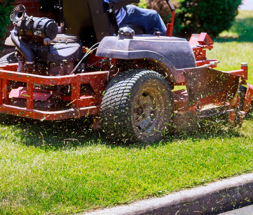 Lawn Care Maintenance And Services Bartz Landscaping
